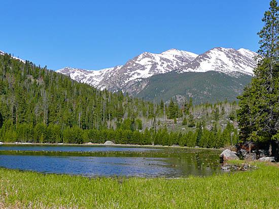 Cub Lake (8,624')