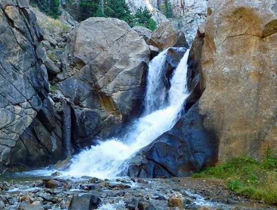 2 Lower Maxwell Falls Evergreen