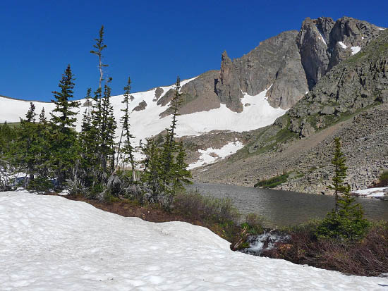 ProTrails | Devils Thumb Lake, Hessie Trailhead, Indian Peaks ... on