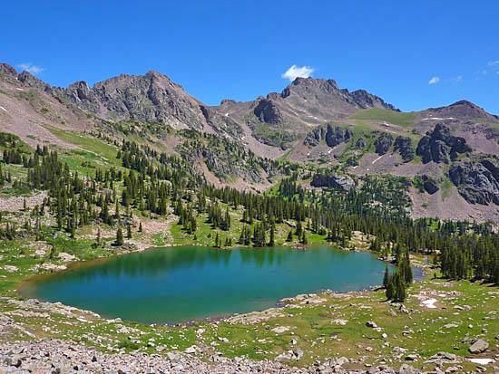 ProTrails | Gore Lake, Gore Creek Trailhead, Summit County - Eagle