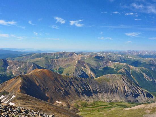 Protrails Grays Peak And Torreys Peak Grays Peak