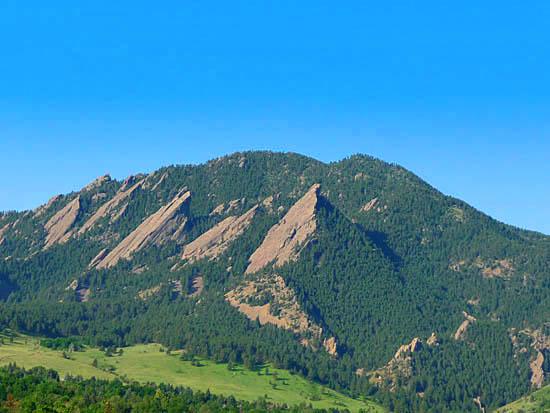 mountain and the greenary - photo #4