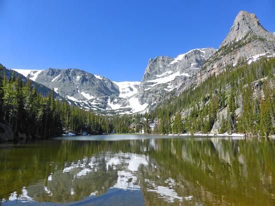 ProTrails | Odessa Lake, Bear Lake Trailhead, Rocky Mountain