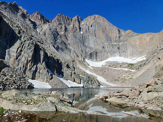 ProTrails | Chasm Lake, Longs Peak Trailhead, Rocky Mountain ...