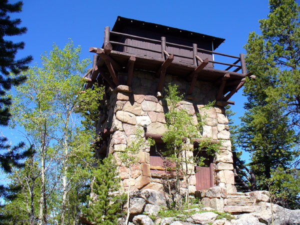 Shadow Mountain Tower