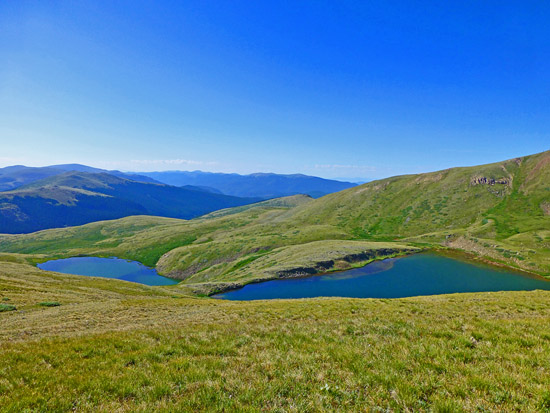 ProTrails | Square Top Lakes, Guanella Pass - Mount Bierstadt