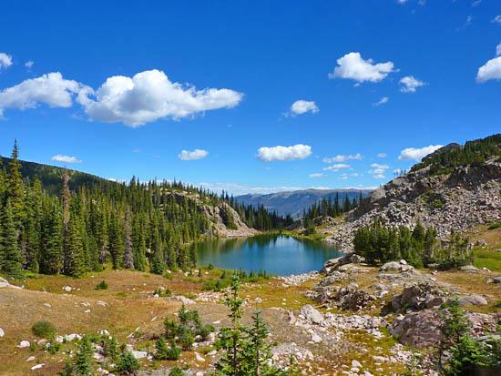 Protrails Willow Lakes Rock Creek Trailhead Summit