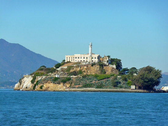 a history of alcatraz island from being a fort to being a federal prison Facts about alcatraz: the inescapable prison july 11, 2015, cherran, leave a comment alcatraz is an island located in the chilly waters of the san francisco bay, 15 miles offshore from san francisco, california, usa.