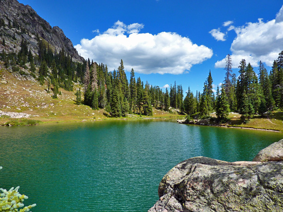 ProTrails | Rock Creek Trailhead: Willow Lakes and Salmon ...