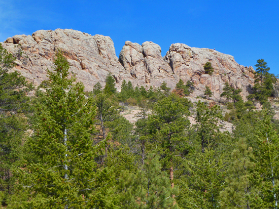 Protrails Horsetooth Mountain Park Horsetooth Rock And