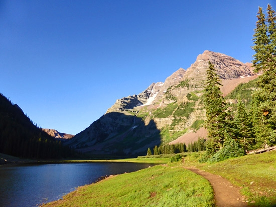 ProTrails   Crater Lake and Willow Lake, Photo Gallery
