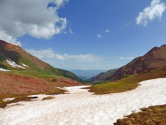 West Snowmass Trail Near Aspen Colorado – Fondos de Pantalla
