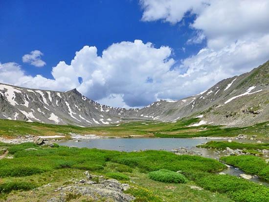 Protrails Alpine Lakes Of The Colorado Rockies Photo