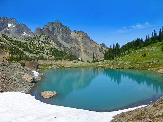 Protrails Royal Basin Photo Gallery Olympic National