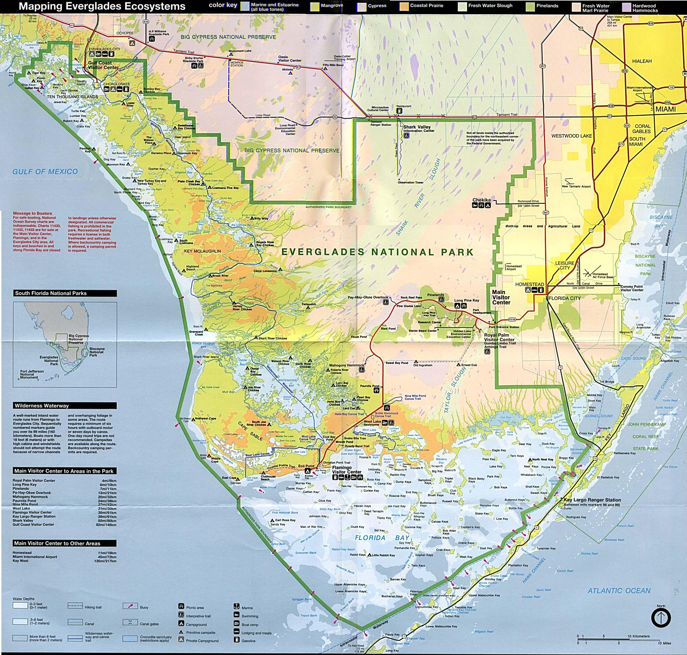 Map City Area Everglade 2