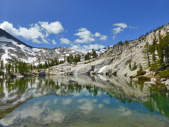 ProTrails | Enchantment Lakes Loop, Snow Creek Trailhead, Seattle ...