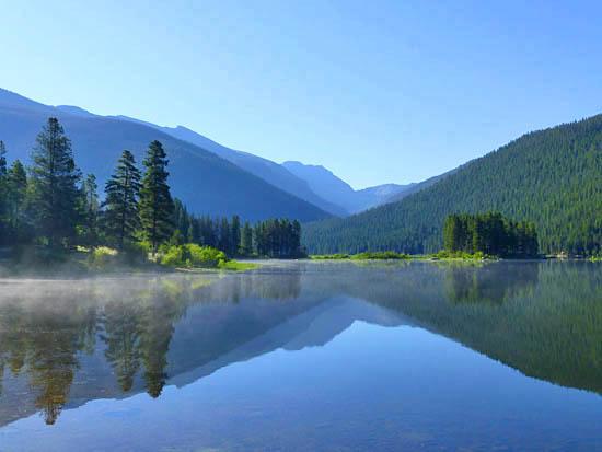 Protrails Monarch Lake Loop Trail Monarch Lake